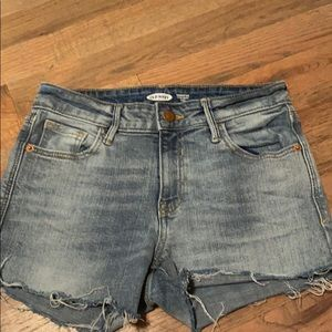 Old Navy Shorts - Cut off denim shorts